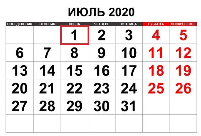 День голосования по Конституции в 2020 году