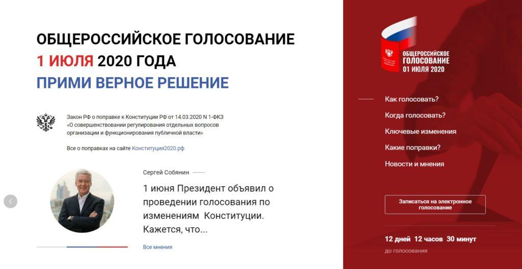 2020og.ru - портал для онлайн-голосования